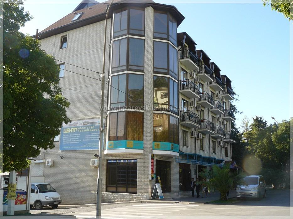 лазаревское отели улица победы